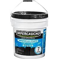 Impermeabilizante Impercaucho 7 Años Blanco 19 LTS