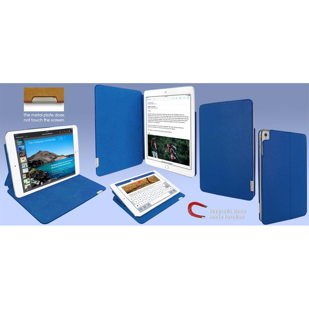 Piel Frama FramaSlim Leather Case for Apple iPad Pro 9,7'', Blue (741DB)