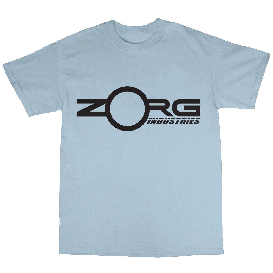 Ctpring Funny Tees Zorg Industries Tshirt