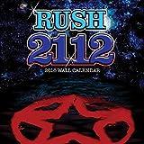 Rush 2112 - 2016 Wall Calendar