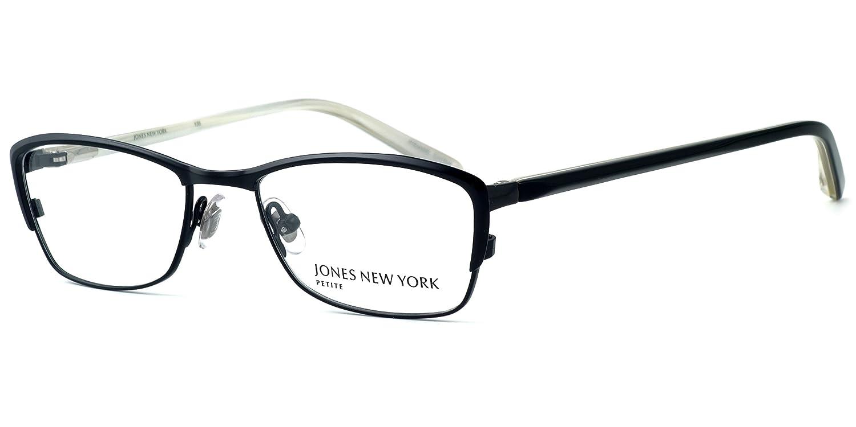 Jones New York Designer Eyeglasses J124 in Black :: DEMO LENS