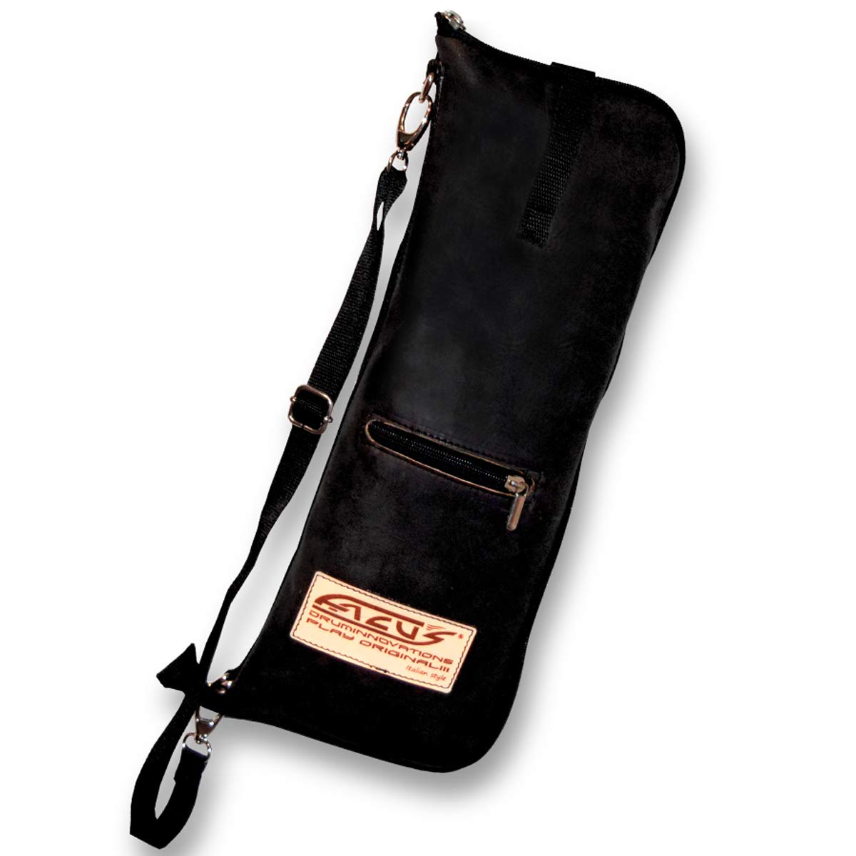 black skin chopstick bag by FACUS