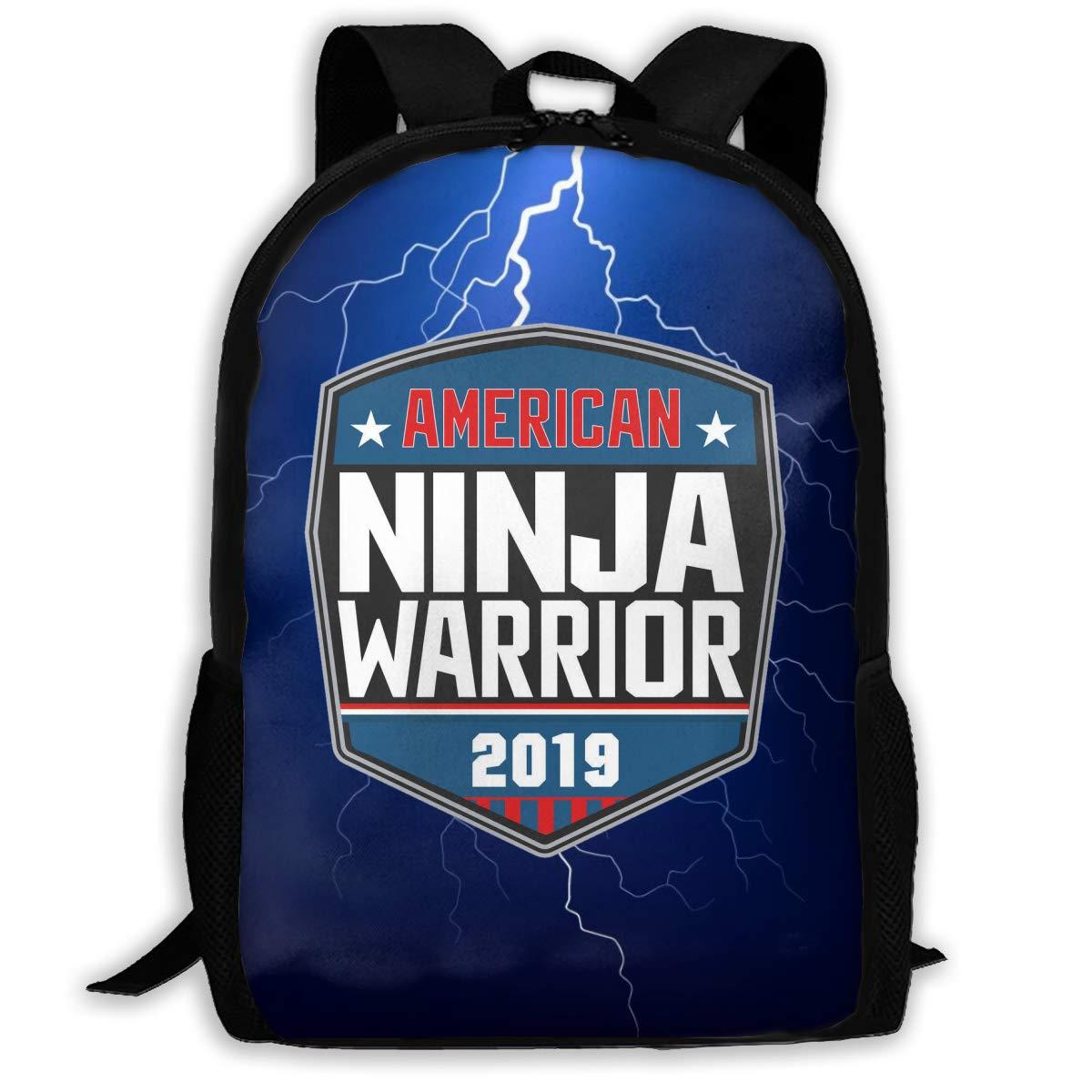 Amazon.com: ODFRQW American Ninja Warrior Youth Adult ...