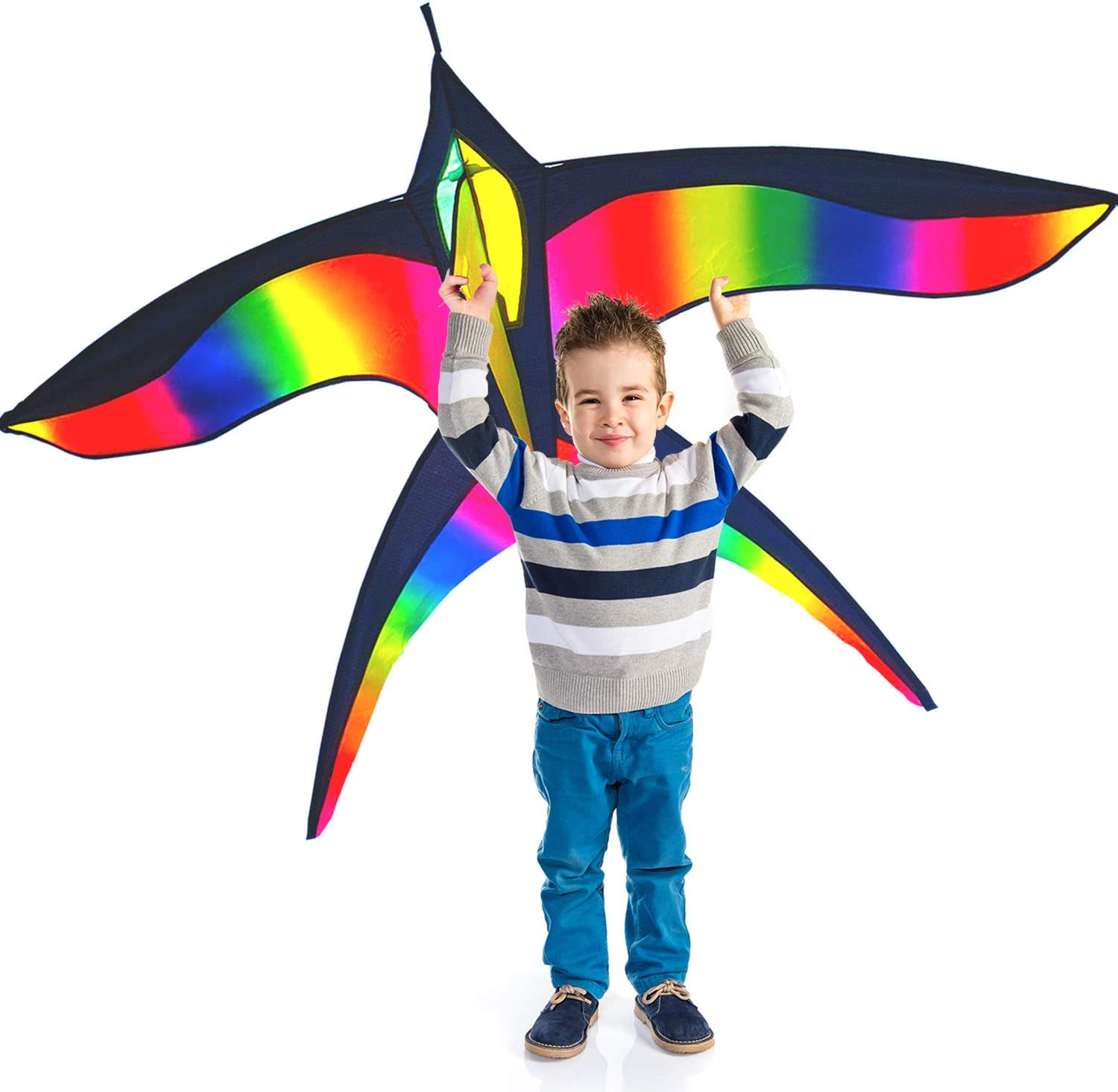 Stoie's Bird Kite – Huge Kite - Ideal for Kids and Adults