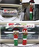 Refrigerator Door Handle Covers Christmas