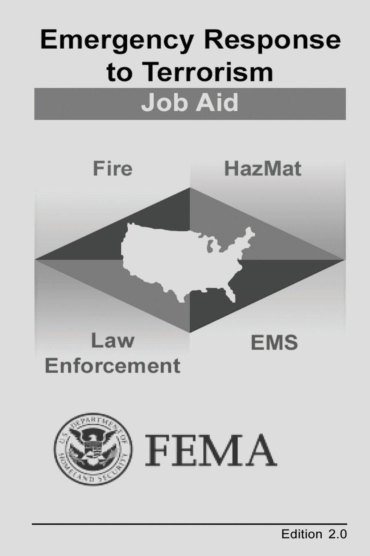 Emergency Response to Terrorism: Job Aid pdf epub