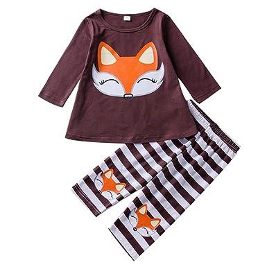 Trajes de Manga Larga para niñas Camisa de Vestir con ...
