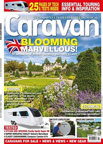Caravan Magazine (Touring Caravan)