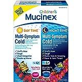 Mucinex Children's Multi-Symptom, Day/Night Liquid, Berry, 8oz