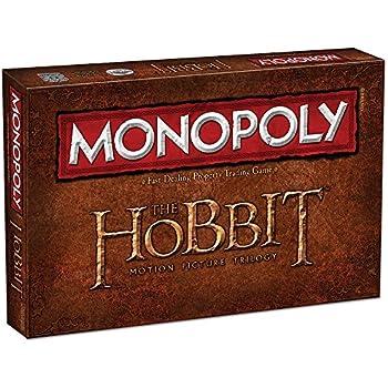 MONOPOLY: THE HOBBIT Trilogy Edition