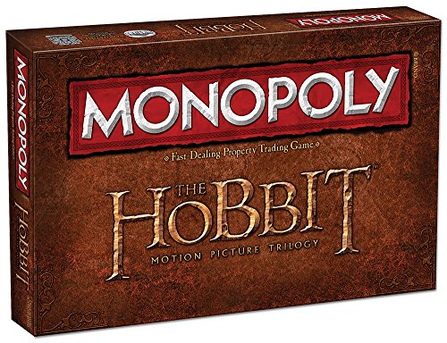 MONOPOLY: THE HOBBIT Trilogy Edition – LOTR