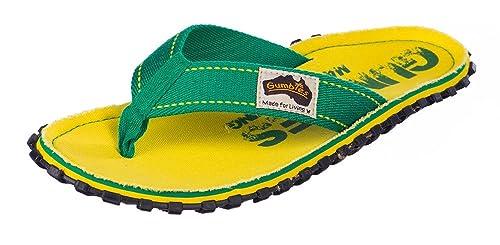 e70a76dd536749 Gumbies Islander Men s Canvas Flip-Flops