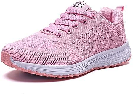 ASTAOT Zapatos Ligeros para Correr para Mujer Tallas Grandes 35-42 ...