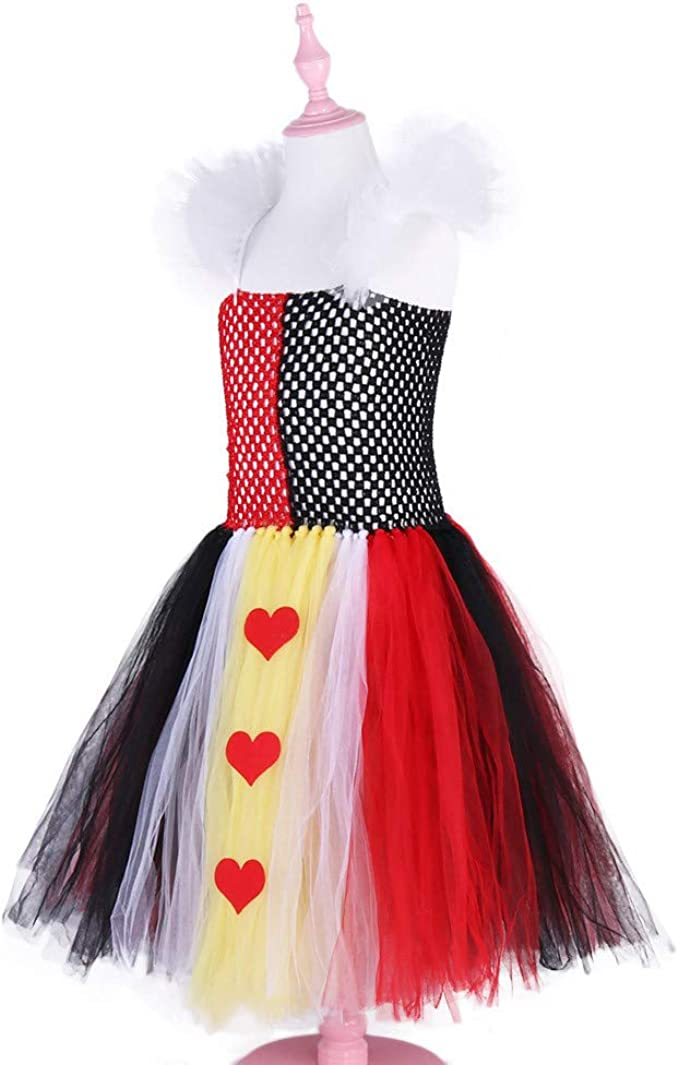 Infantil Disfraz Halloween Niña Vestido Tutu: Amazon.es: Ropa y ...