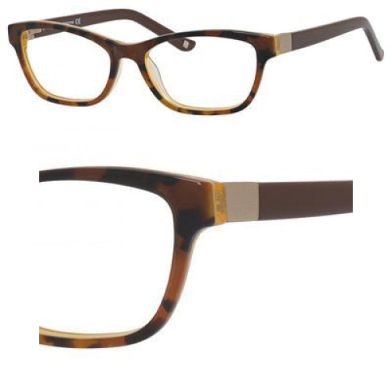 Eyeglasses Liz Claiborne 440 02IK Havana Gold