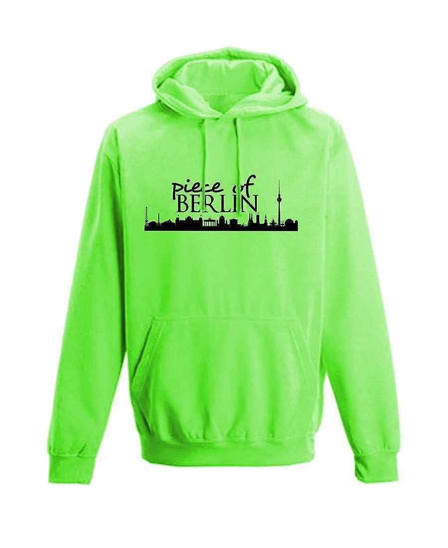 Piece of BERLIN - Skyline of Berlin - Herren Hoodie