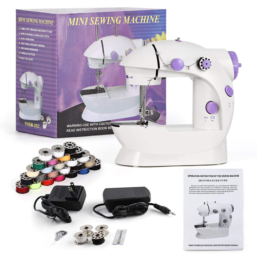 Swizmo™ Mini Portable Sewing Machine Handheld Electric Sewing Machines