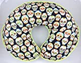 Nursing Pillow Cover Slipcover Sugar Skulls