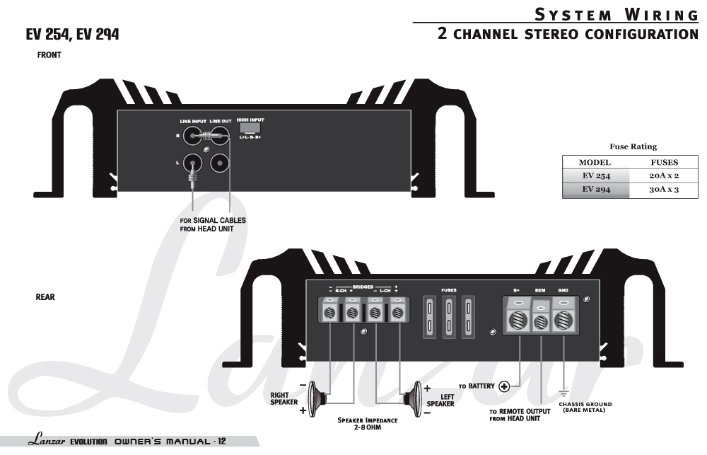 61GNfgOORGL  Channel Amp Wiring Diagram Monoblocks on