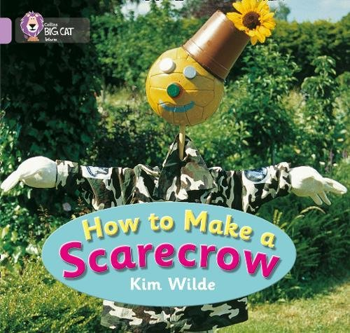 How To Make A Scarecrow Collins Big Cat Kim Wilde