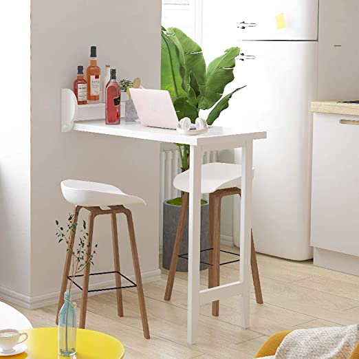 Folding table Mesa De Pared Mesa De Pared Mesa Plegable - Carga 60 ...