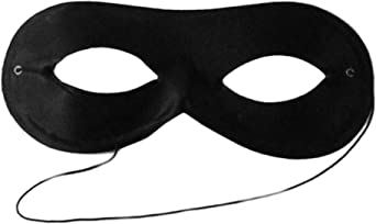 Bandit Zorro Masked Man Eye Mask for Theme Party Masquerade Costume Halloween HI