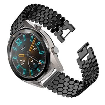 Amazon.com: Compatible with Huawei Watch GT Band, Unique ...