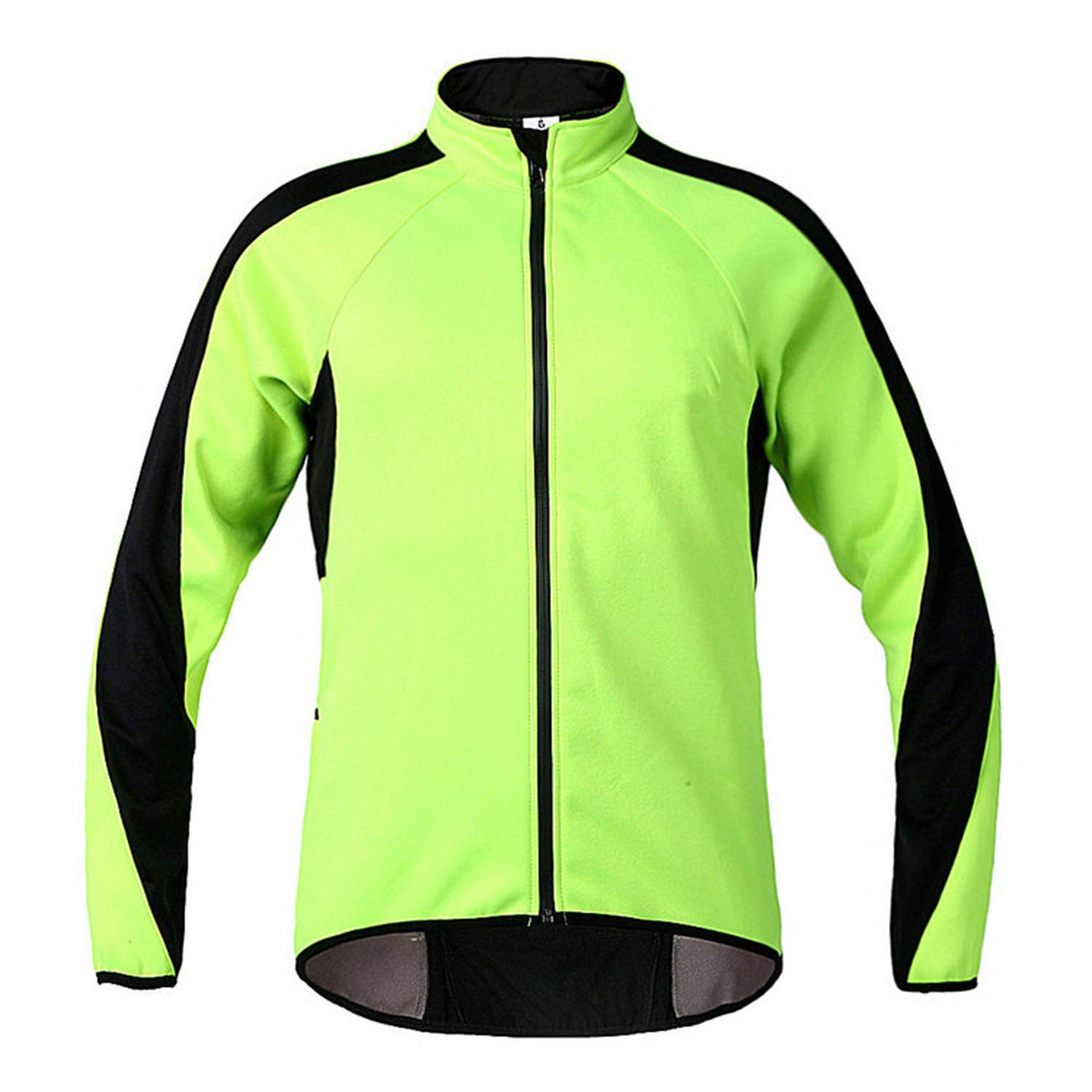 Amazon.com: Cycling Jersey Soft Shell Thermal Fleece Ropa ...