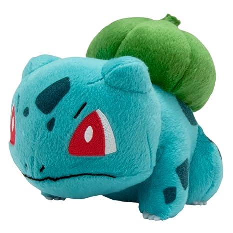 Pokémon 20 Peluche T18536bulbasaurnew Sous Bulbasaur Licence Cm KFlcTJ1