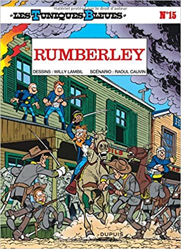 Les Tuniques bleues, tome 15 : Rumberley
