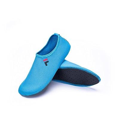 Amazon.com: Unisex Zapatos De Agua Barefoot Aqua calcetines ...