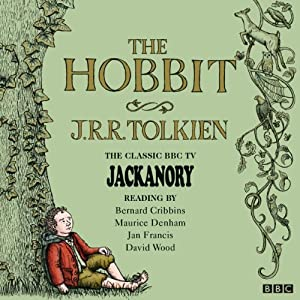 The Hobbit: Jackanory Radio/TV Program