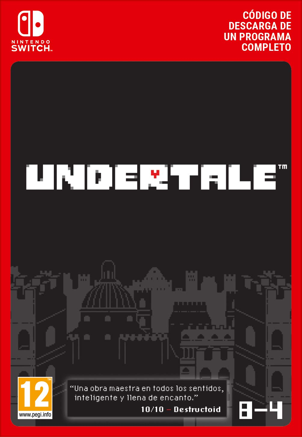 Undertale | Switch - Download Code: Amazon.es: Videojuegos