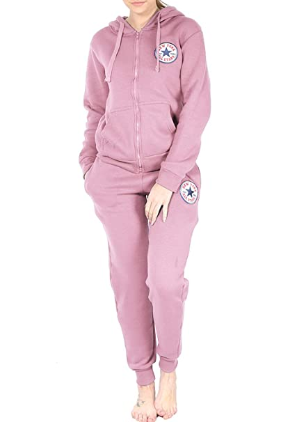 Be Jealous Women Newyork Loungewear Pockets Hoodie Tracksuit