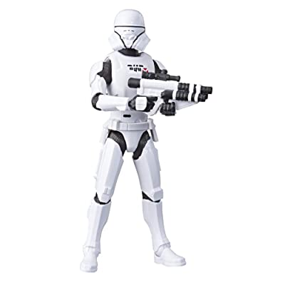 """Star Wars Galaxy of Adventures The Rise of Skywalker Jet Trooper 5""""-Scale Action Figure Toy with Fun Blaster Action Movement: Toys & Games"""
