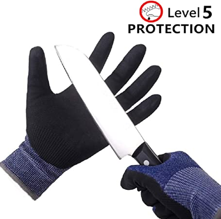 Amazon.com: DEX Safety - Guantes de seguridad con ...
