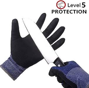 Amazon.com: DEX Safety - Guantes de seguridad con ...