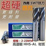 1Pcs SWT 4 Flute HSS End mill D10102272 Drill Bit