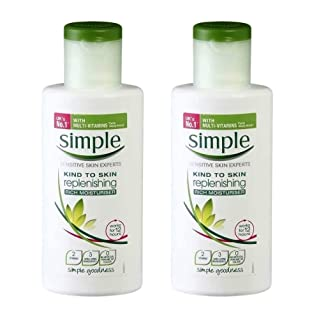 Simple Kind To Skin Replenishing Rich Moisturizer, 4.2oz, Pack of 2