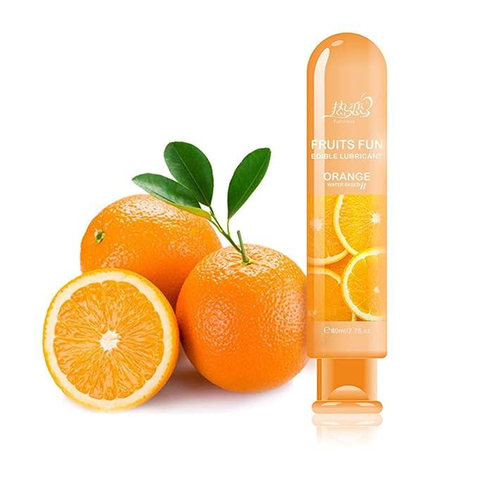 Juguetes Sexo Eróticos Yesmile ❤ Masaje Erótico y Lubricante Estimulante Aceite lubricante natural de la esencia de la fruta para humana body Múltiples ...