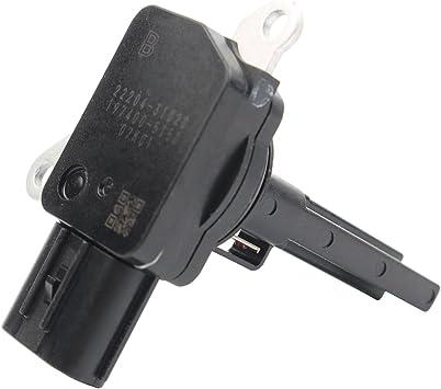 OEM Denso Mass Air Flow Sensor MAF Meter 22204-31020 For Toyota Lexus 197-6110