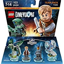 Warner Bros Lego Dimensions Jurassic World Team Pack - Jurassic World Team Pack Edition