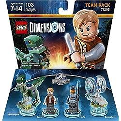 LEGO Dimensions Team Pack Jurassic World - Jurassic World Edition
