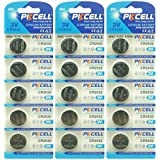 15 Pcs CR2032 2032 3V Lithium Button Cell Battery