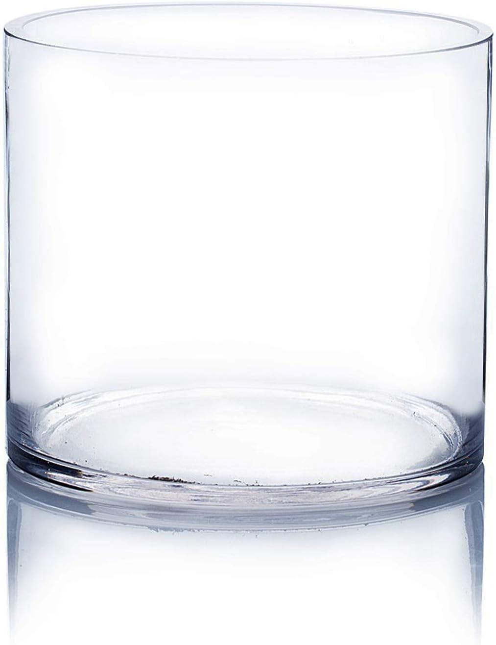 WGV Cylinder Vase, Width 6