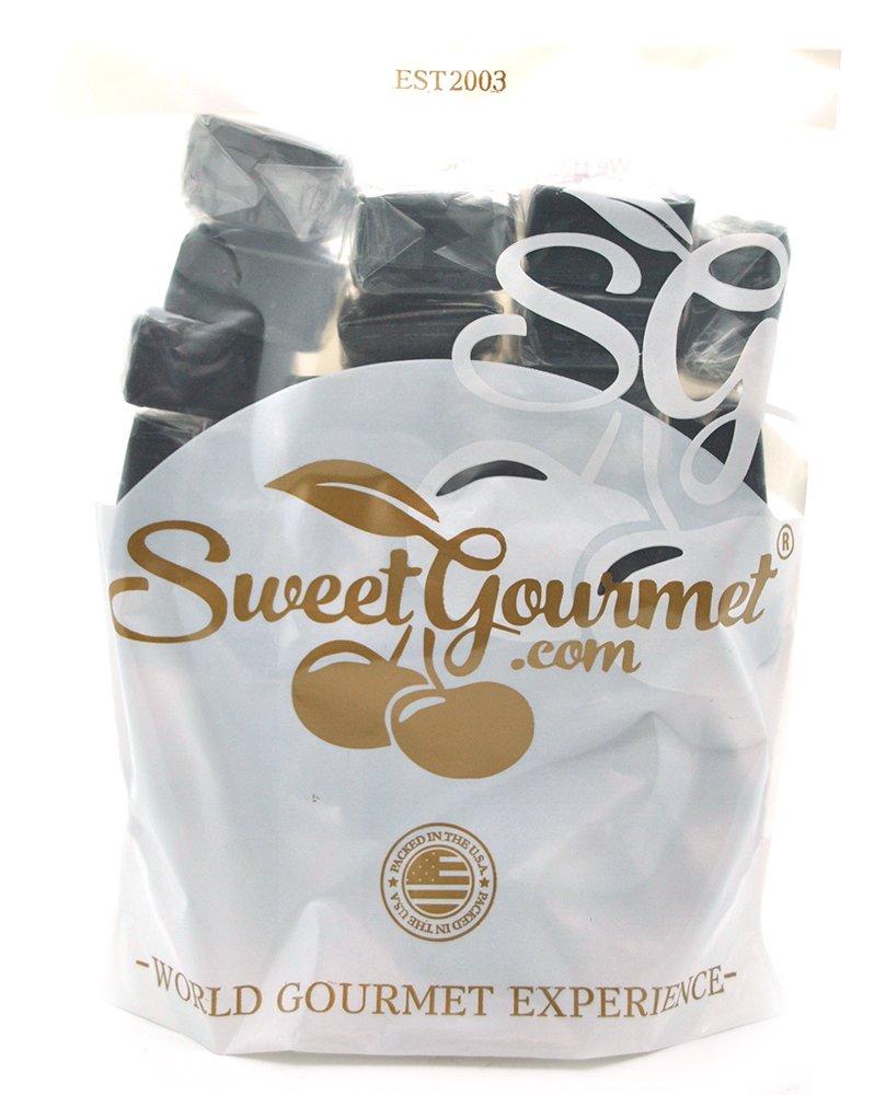 Gustaf's Dutch Soft Wrapped Licorice Caramels (1Lb)