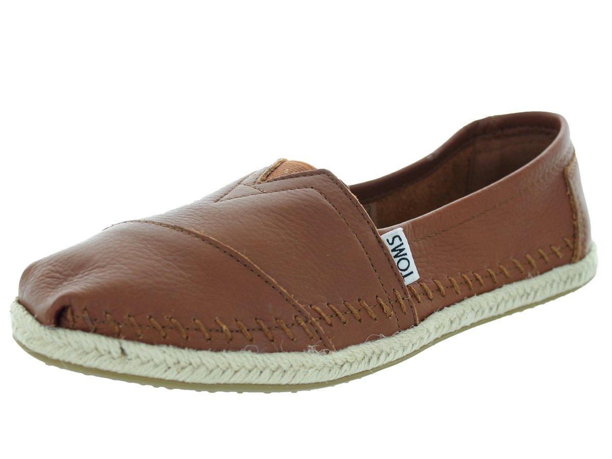 Toms Women's Classic Cognac Casual Shoe 5.5 Women US by TOMS
