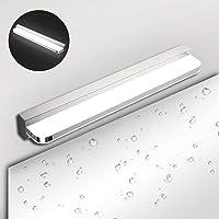 Lámpara de Espejo Baño LED IP44 Ketom 9W 600LM Aplique Espejo LED Blanca Neutra…