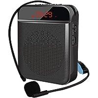 Amplificador De Voz Portátil Con Micrófono Y Pretina - Altavoz Personal Bluetooth - Con Batería De Iones De Litio…