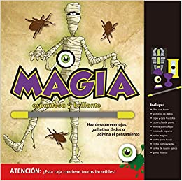 Magia espantosa y brillante: Jenny Siklos: 9788467728231 ...